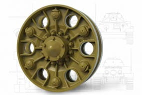 T-34 Drive Sprockets (Sun type) / 1:35