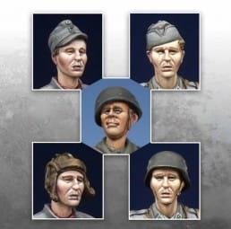 Finnish headset WW II / 1:35