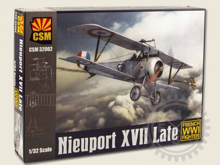 Copper State Models Nieuport XVII late / 1:32
