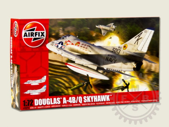 Airfix Douglas A4 Skyhawk / 1:72