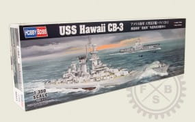 USS Hawaii, CB-3 / 1:350