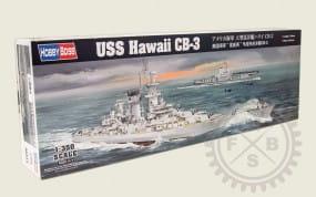 USS Hawaii, CB-3 / 1:350