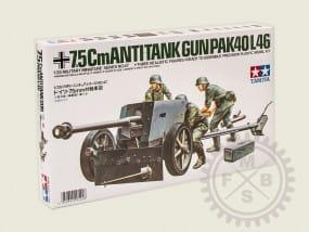 75mm PAK 40/L46 / 1:35