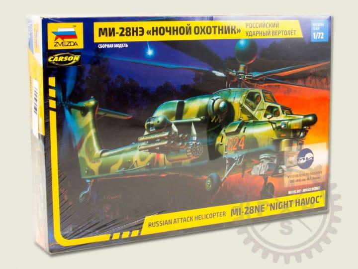 Zvezda MIL MI-28ME