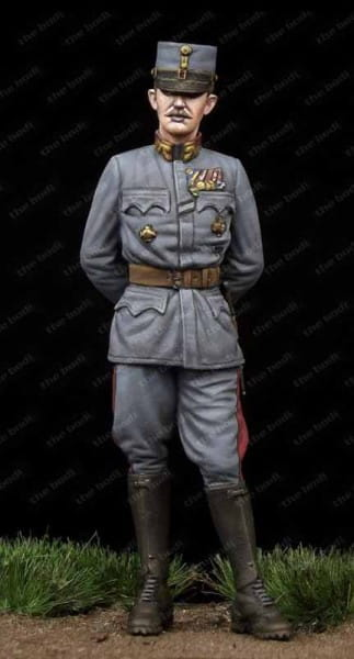 The Body 'Der Kaiser' Austro-Hungarian Emperor Karl / 1:72