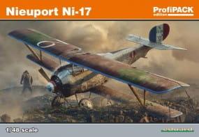 Nieuport Ni-17 - Profipack - / 1:48