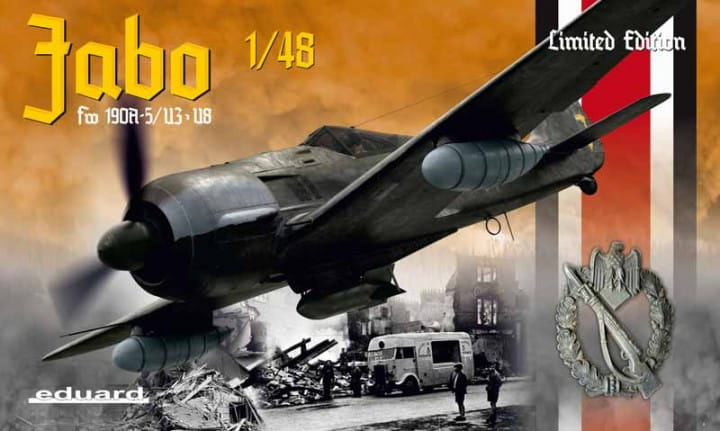 JaBo ( Fw 190A ) - Limited Edition - / 1:48