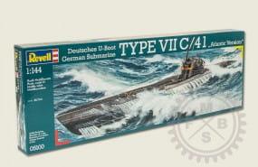 U-Boot Type VII C/41 ~Atlantic Version~ / 1:144