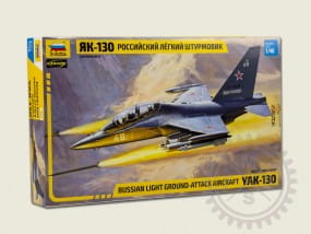 YAK-130 Russian trainer / fighter / 1:48