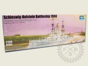 Schleswig-Holstein Batteship 1908 / 1:350