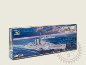 HMS Exeter / 1:350