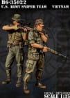 U.S Army Sniper Team Vietnam / 1:35