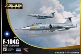F-104G ROCAF / 1:48