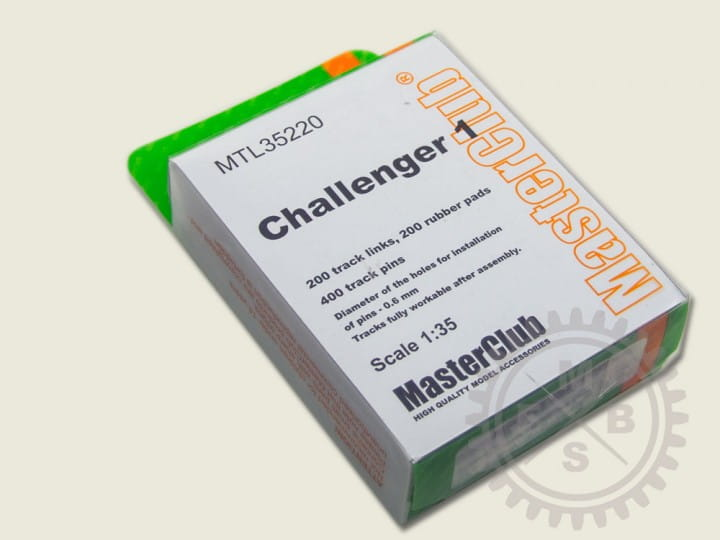 Masterclub Tracks for Challenger 1 / 1:35