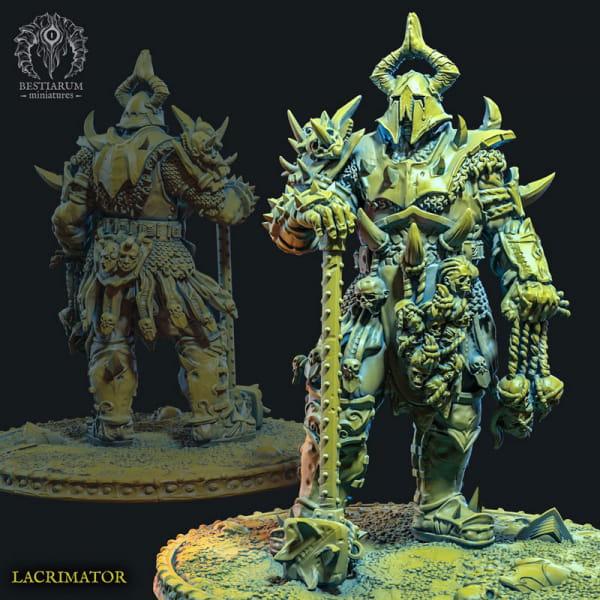 Lacrimator the great Champion