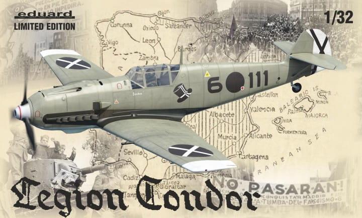 Eduard Models Legion Condor - Limited Edition - / 1:32